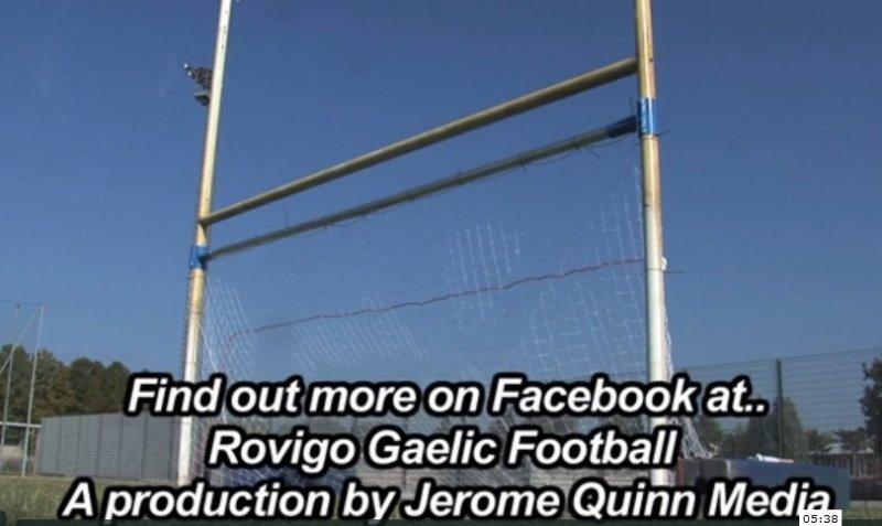 Il football gaelico uno