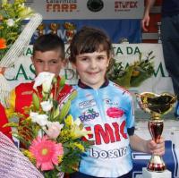 Bosaro emic 3 trofeo paola barion sportivi tassina for Giardino trofeo